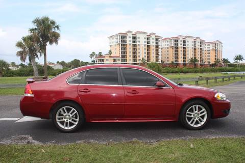 2014 Chevrolet Impala Limited for sale in Venice, FL