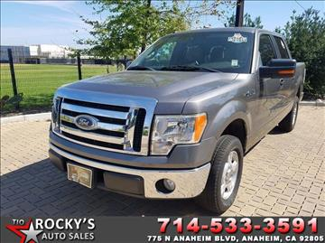 2010 Ford F-150 for sale in Anaheim, CA