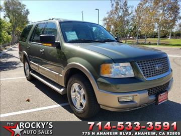2004 Ford Expedition for sale in Anaheim, CA