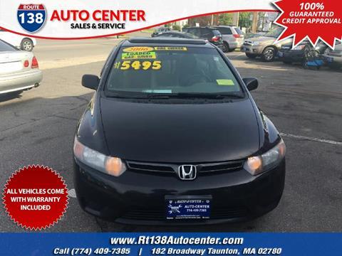 2006 Honda Civic for sale in Taunton, MA