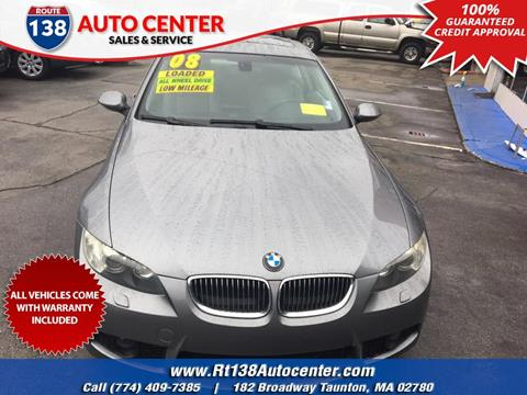2008 BMW 3 Series for sale in Taunton, MA