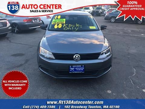 2014 Volkswagen Jetta for sale in Taunton MA