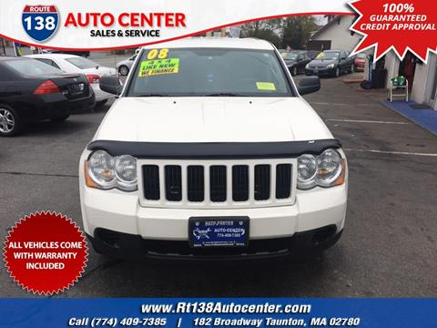 2008 Jeep Grand Cherokee for sale in Taunton MA
