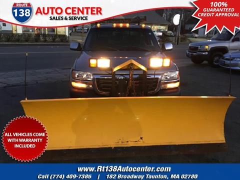 2001 GMC Sierra 2500HD for sale in Taunton, MA