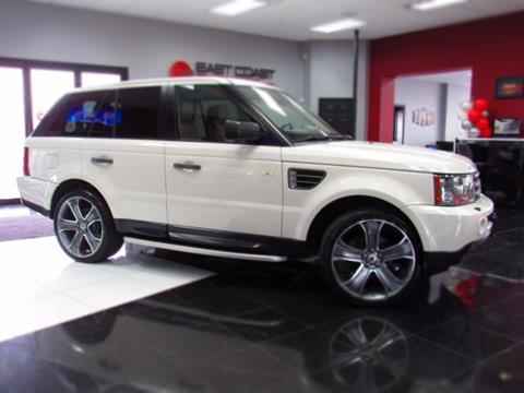 2009 Land Rover Range Rover Sport for sale in Linden, NJ
