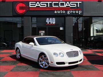 2009 Bentley Continental GTC for sale in Linden, NJ
