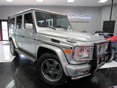2008 Mercedes-Benz G-Class for sale in Linden, NJ