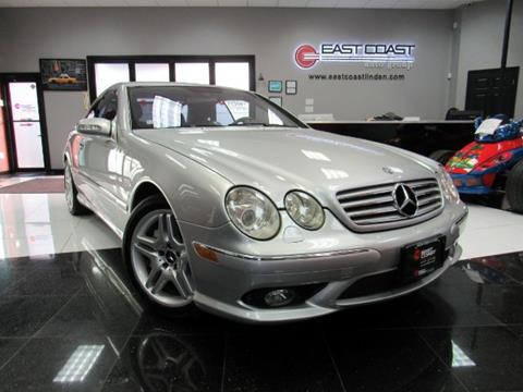 2005 Mercedes-Benz CL-Class for sale in Linden, NJ