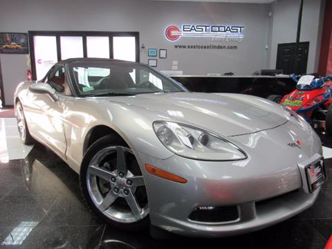2005 Chevrolet Corvette for sale in Linden, NJ