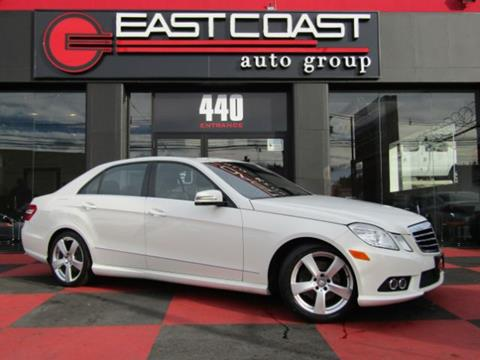 2010 Mercedes-Benz E-Class for sale in Linden, NJ