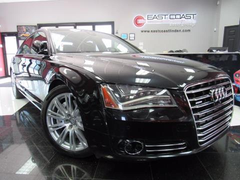 2013 Audi A8 L for sale in Linden, NJ