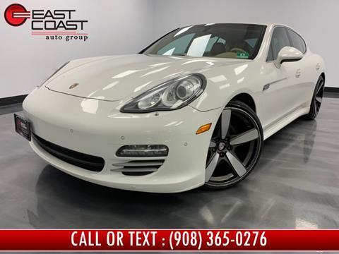 2011 Porsche Panamera for sale in Linden, NJ