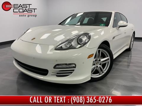 2011 Porsche Panamera for sale in Newark, NJ