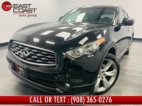 2010 Infiniti FX50 for sale in Linden, NJ