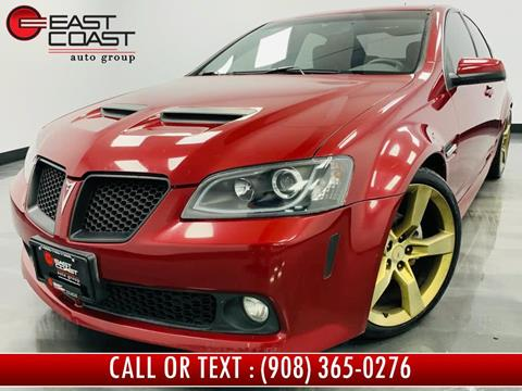 2009 Pontiac G8 for sale in Linden, NJ