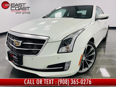 Cars For Sale Nj >> 2016 Cadillac Ats For Sale In Newark Nj