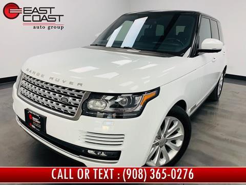 2014 Land Rover Range Rover for sale in Linden, NJ