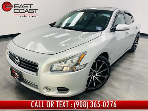 2012 Nissan Maxima for sale in Linden, NJ