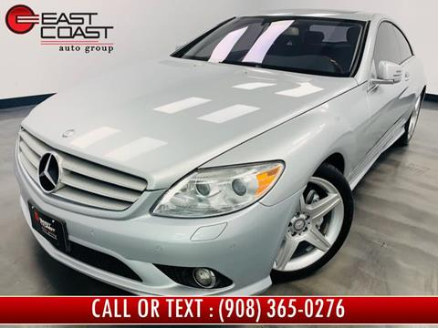 2010 Mercedes-Benz CL-Class for sale in Linden, NJ