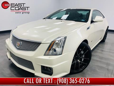 2011 Cadillac CTS-V for sale in Linden, NJ
