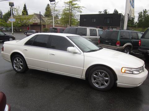 2003 Cadillac Seville for sale in Tacoma, WA