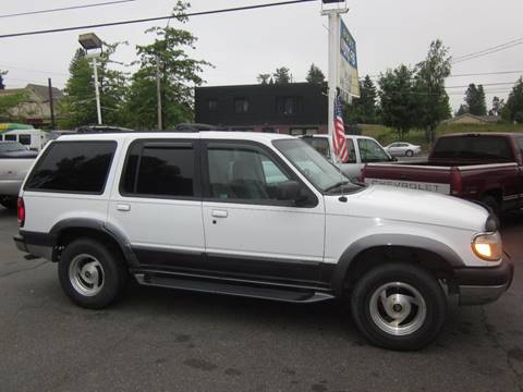 1999 Ford Explorer for sale in Tacoma, WA