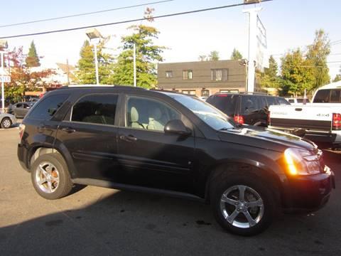 2008 Chevrolet Equinox for sale in Tacoma, WA