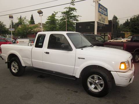 2005 Ford Ranger for sale in Tacoma, WA