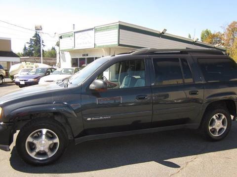 2004 Chevrolet TrailBlazer EXT for sale in Tacoma, WA
