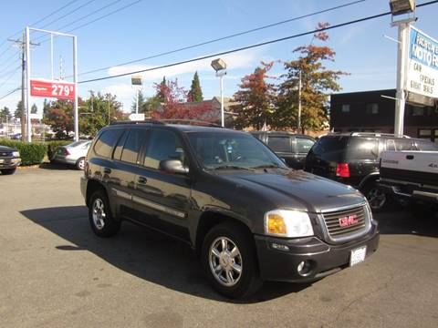 2003 GMC Envoy for sale in Tacoma, WA