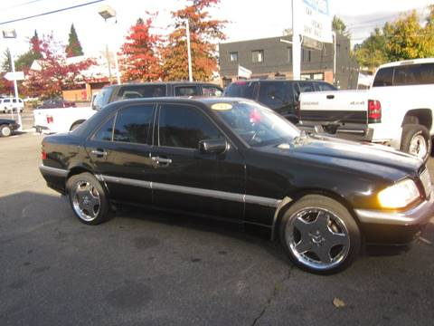 1999 Mercedes-Benz C-Class for sale in Tacoma, WA