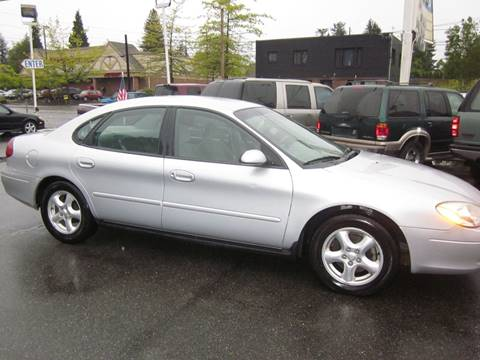 2003 Ford Taurus for sale in Tacoma, WA
