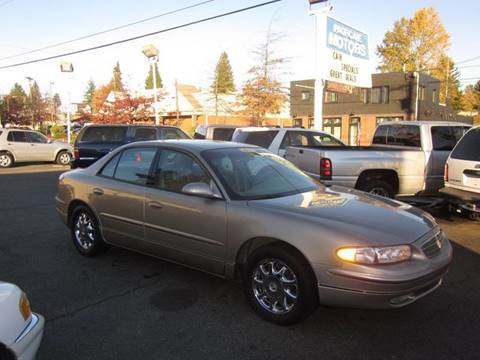 2003 Buick Regal for sale in Tacoma, WA