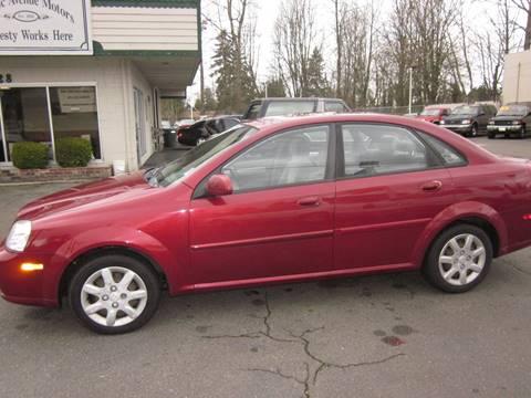 2004 Suzuki Forenza for sale in Tacoma, WA