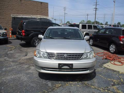 2004 Toyota Avalon for sale in Willowick, OH