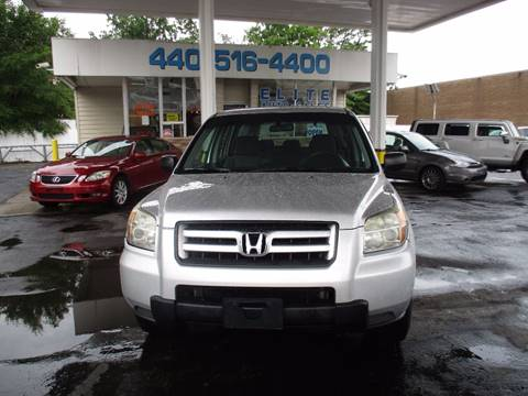 2006 Honda Pilot for sale in Willowick, OH
