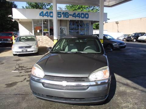 2004 Chevrolet Malibu Maxx for sale in Willowick, OH