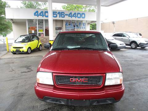 2000 GMC Sonoma for sale in Willowick, OH
