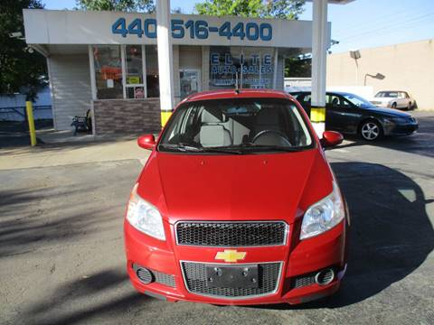 2009 Chevrolet Aveo for sale in Willowick, OH