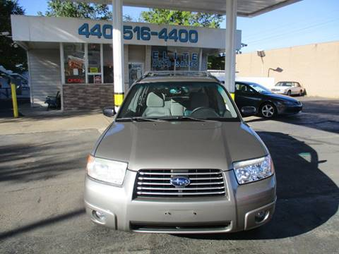 2006 Subaru Forester for sale in Willowick, OH