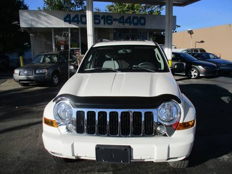 2006 Jeep Liberty for sale in Willowick, OH