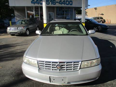 2001 Cadillac Seville for sale in Willowick, OH