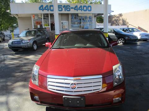 2006 Cadillac CTS for sale in Willowick, OH