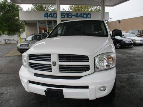 2007 Dodge Ram Pickup 1500 for sale in Willowick, OH