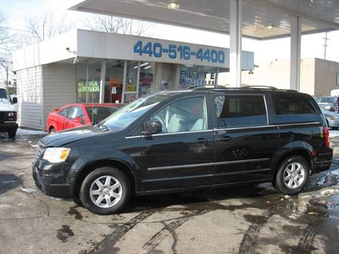 2010 Chrysler Town And Country For Sale In Las Vegas NV