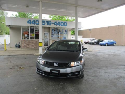 2009 Honda Civic for sale in Willowick, OH