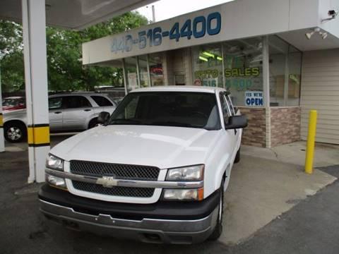 2004 Chevrolet Silverado 1500 for sale in Willowick, OH