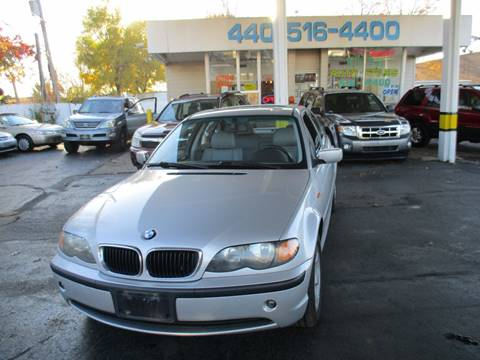 2002 BMW 3 Series for sale in Willowick, OH