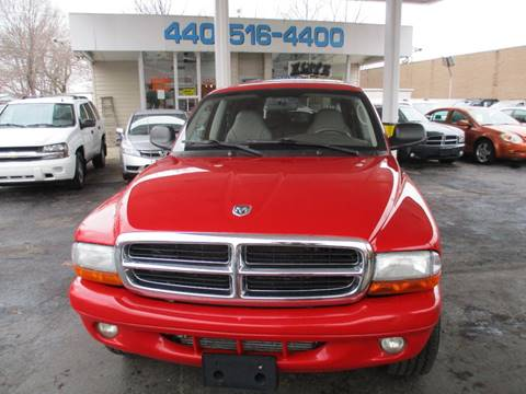 2003 Dodge Durango for sale in Willowick, OH