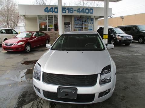2006 Ford Fusion for sale in Willowick, OH